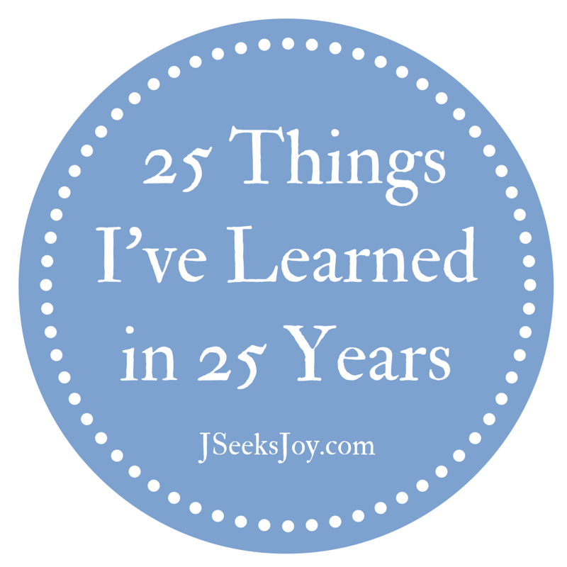 25 things i learned 1 never waste water 2 listen to good music, especially jazz 3 ella fitzgerald was a great artist and a nice lady duke ellington was a.
