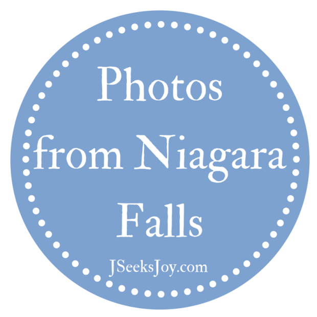 Photos from Niagara Falls